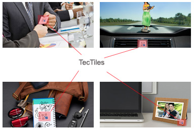 Samsung TecTiles - Near Field Communication